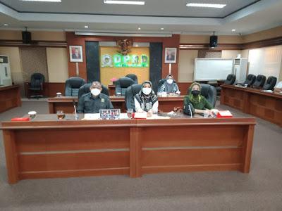 Pansus A DPRD Purwakarta Bahas Raperda Desa Wisata, MUI Kirimkan Masukan