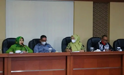 Kecewa atas Jawaban TAPD, Seorang Anggota Banggar DPRD Purwakarta Walk Out