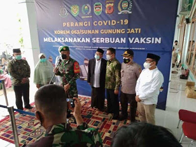 Jika Vaksin Tak Dikirim, Gubernur Ridwan Kamil Harus Tanggungjawab Bila Kasus Covid di Purwakarta Makin Tinggi