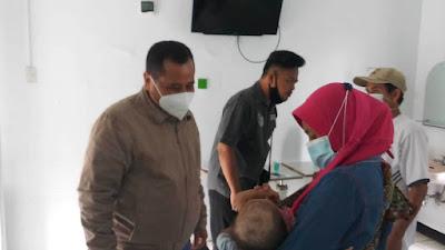 Ketua Komisi IV DPRD Purwakarta Mengapresiasi Langkah Kemanusiaan Dirut Bayu Asih